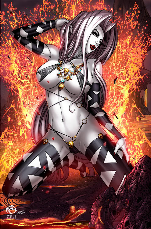 Lady Death Swimsuit #1 26th anniversary edition