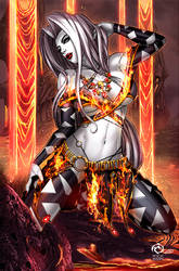 Lady Death Swimsuit 26th Anniversary