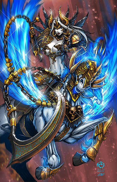 Lady Death: Cataclysmic Majesty #1