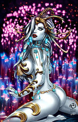 Lady Death: Devotions #1