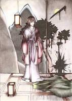 Akito by Nefeldta