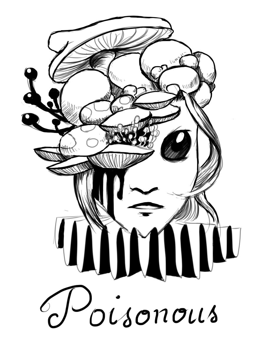 Poisonous by Nefeldta
