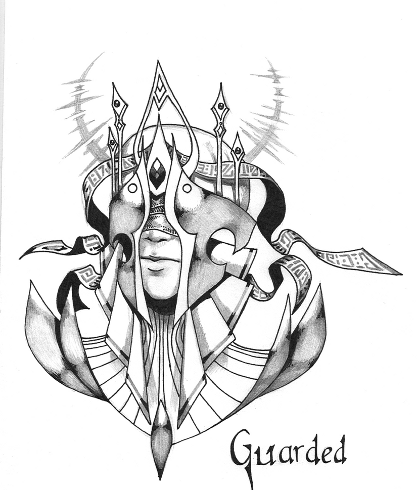 Guarded by Nefeldta