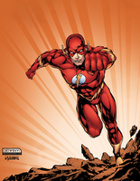 The Flash by LazerBat