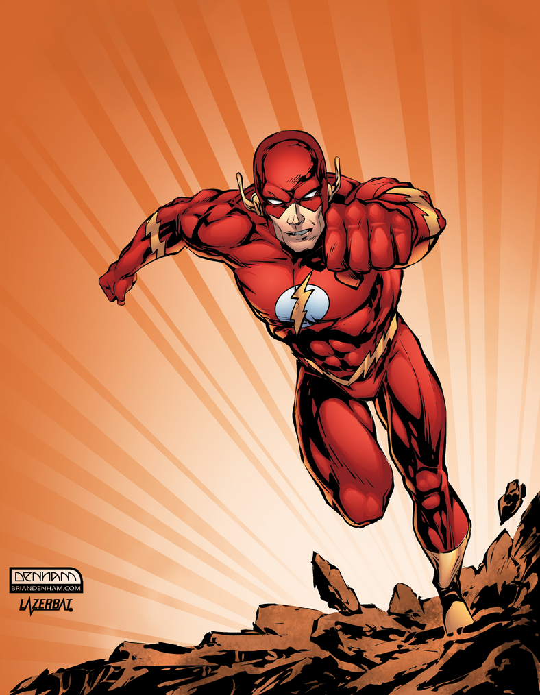 The Flash by LazerBat