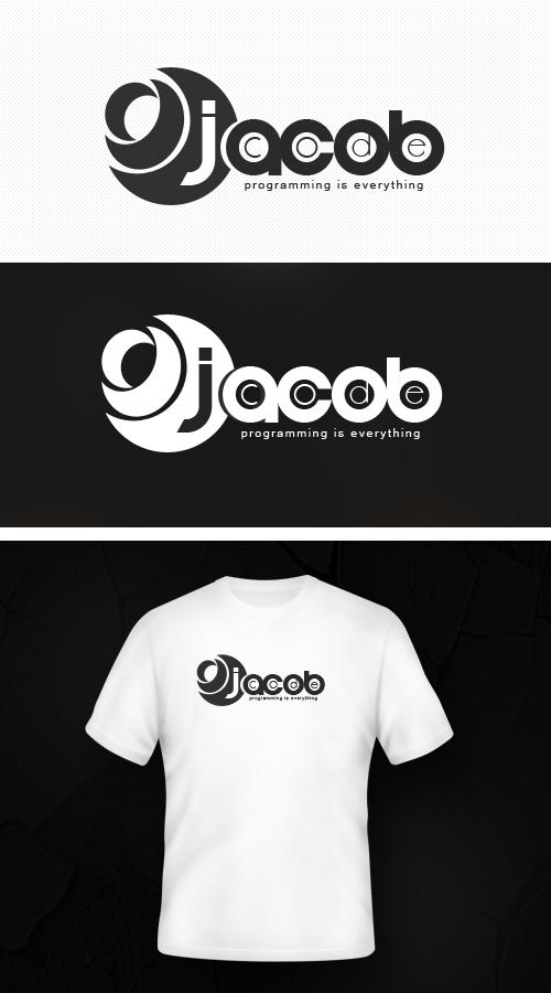 JacobCode - Projekt logotypu by laxi123