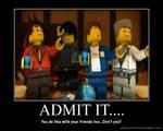 Admit It!!!--Ninjago-- #2