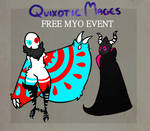 FREE QUIXOTIC MAGE | EVENT LOG | OPEN FOR ENTRIES
