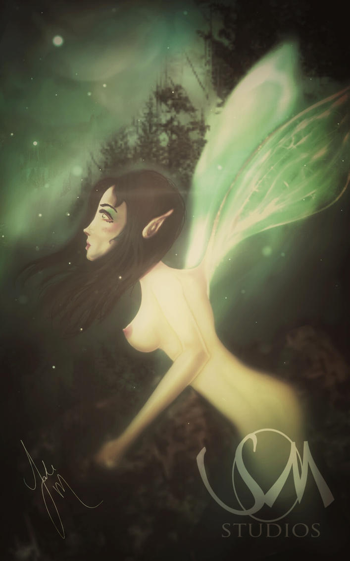 Fairy by snmstudios1