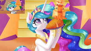 Cake for the princess - MLP Pony Life