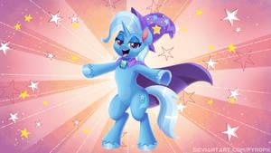 Here's Trixie - MLP Pony Life