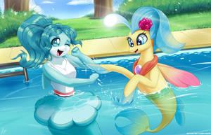 [Commission] Splash Splash..!!