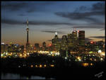 Toronto from Hearn