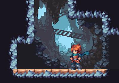 Cave Mockup