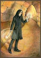 Snape's Corridors by Allada