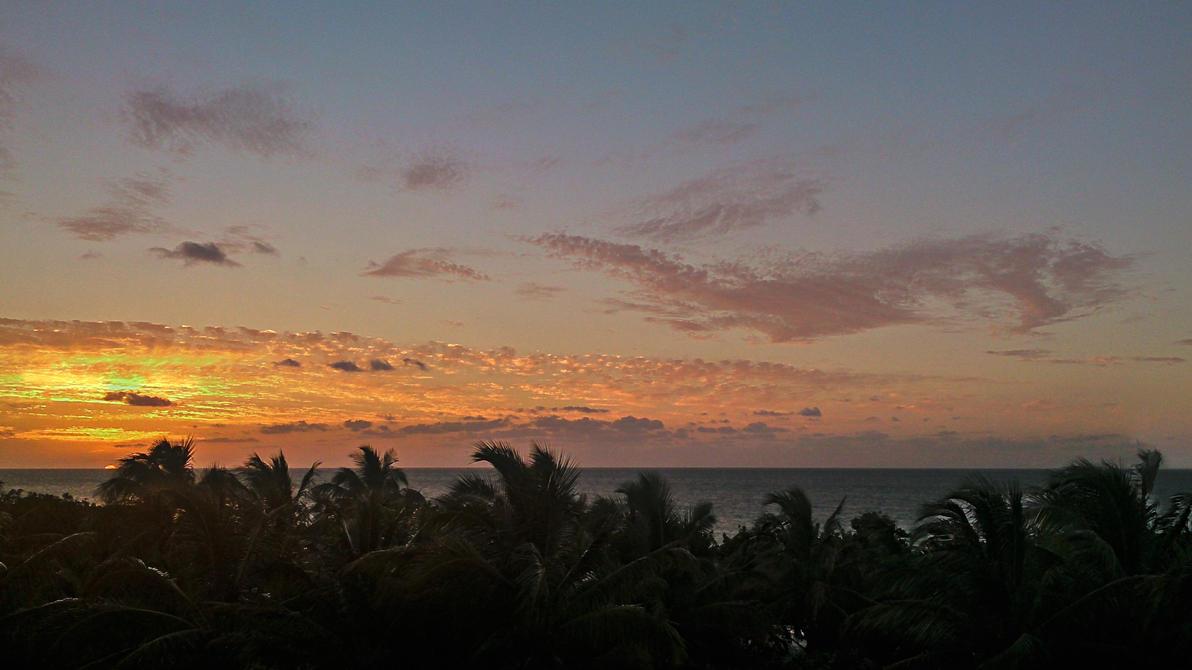 Sunset by Dimen-Zion