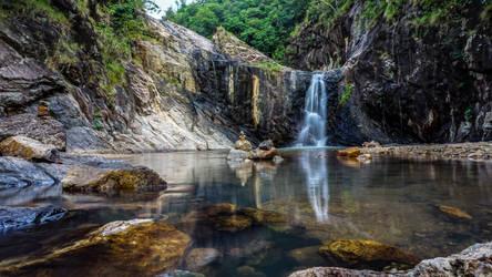 Waterfall by Dimen-Zion