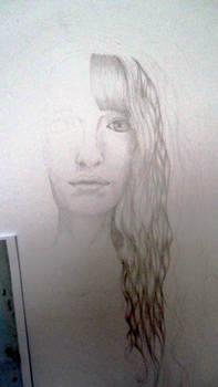 Girl work in progress