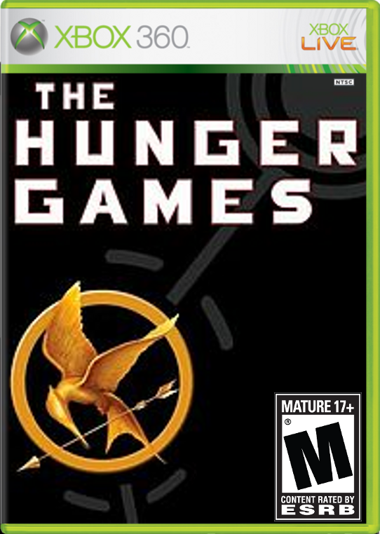 The Hunger Games  for Xbox 360  by ThunderchinXbox 360 Video Games