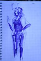 Miss Loki by KvenCordis