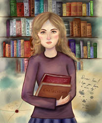 World of books and ink