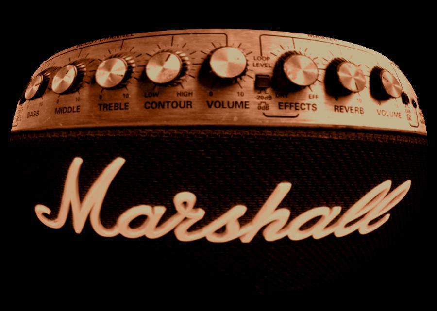 Marshall by StonerRock