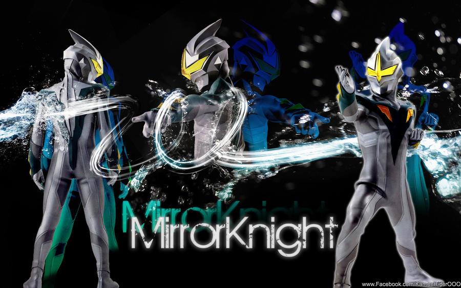 Mirror Knight of Ultraman Zero by RPNagato