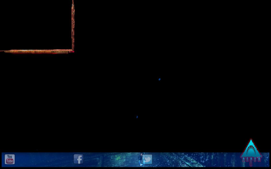 Free Depth Video/Stream Overlay V2 by NickelEarredNick