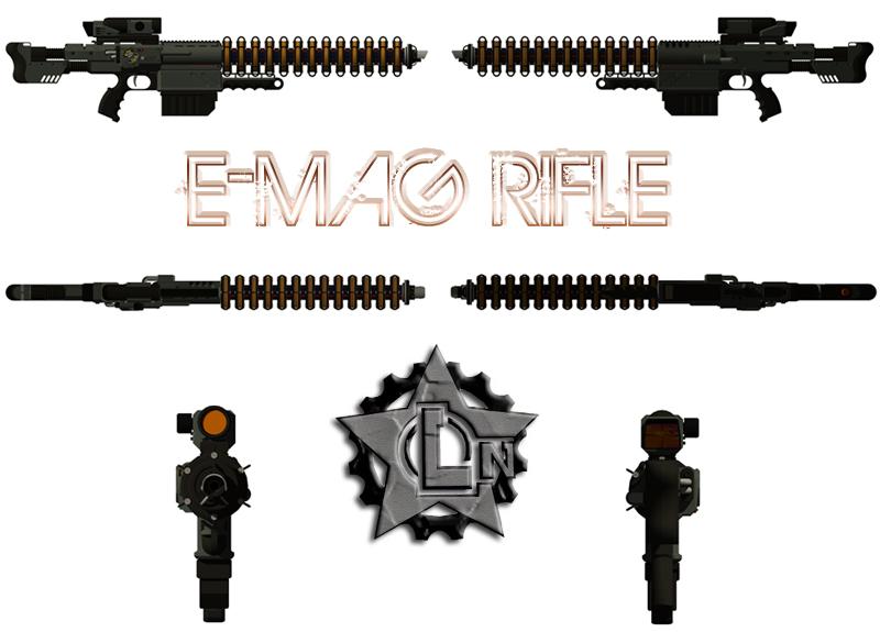 E-Mag-Rifle by lukenxn1234