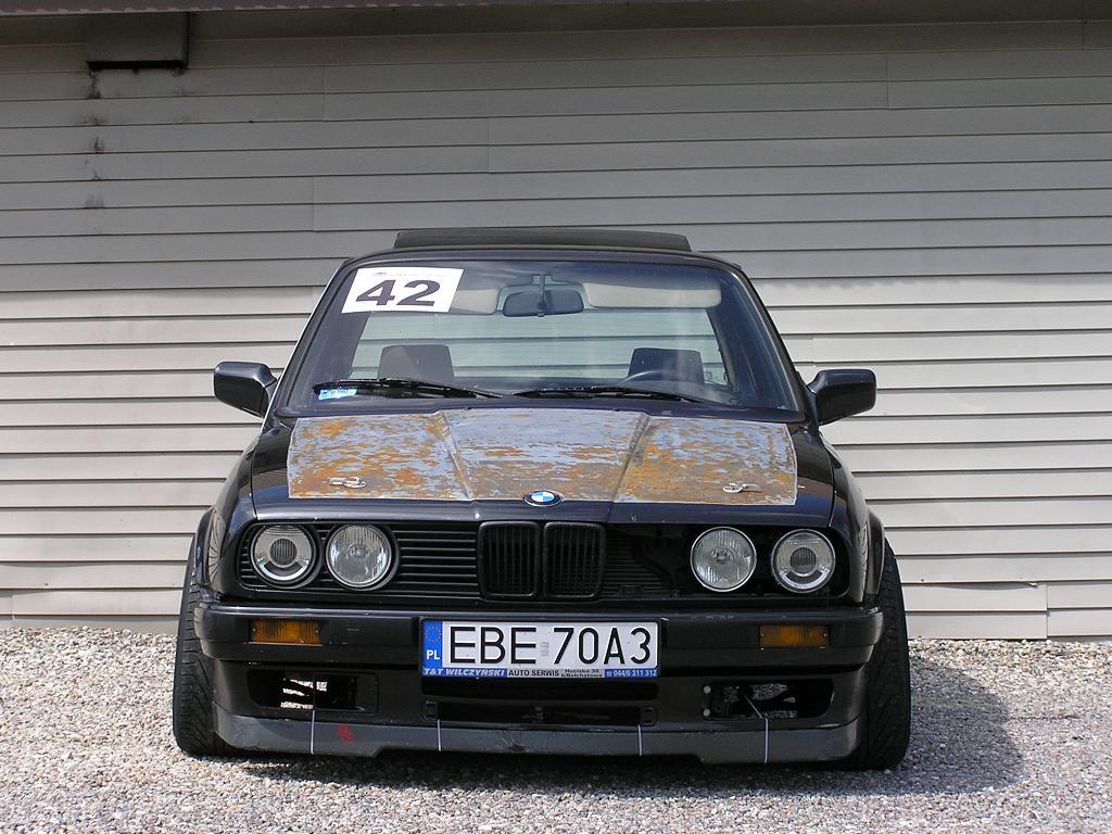 """Re: BMW E30 M50B25 """"rat"""