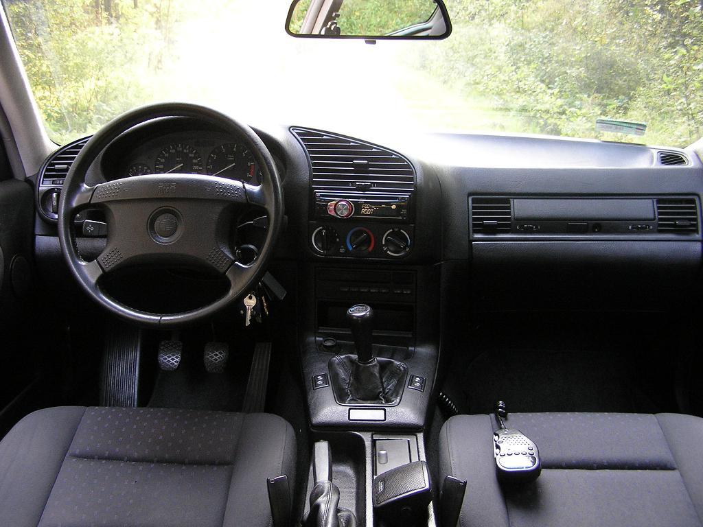 Superior BMW E36 Interior By Besmusk ...
