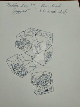 Pentober 2020 - Day 14 - Puzzled