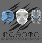 Matoro Mask Evolution