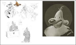 Sam doodles 3 by ShuvaiAnimed3D