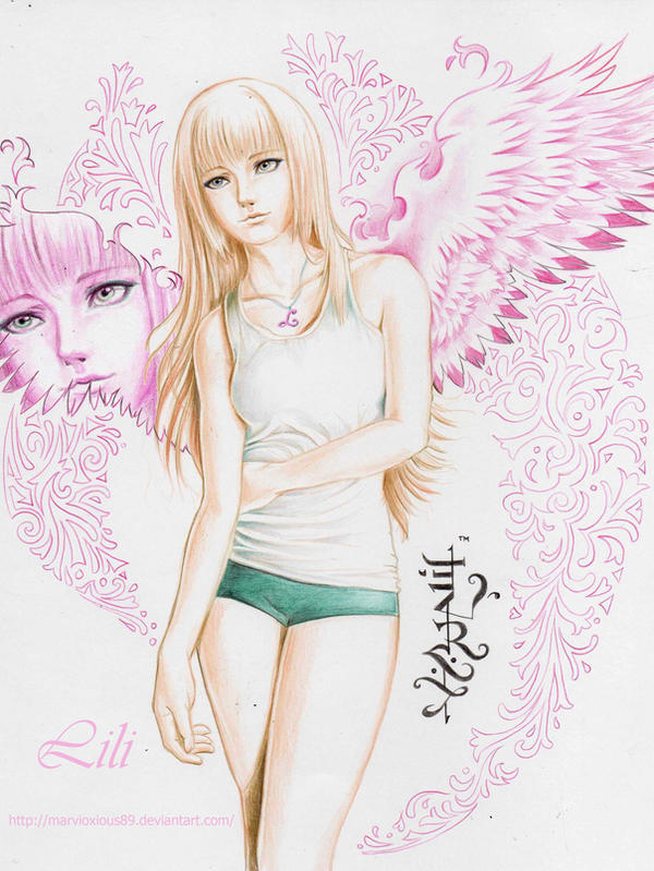 I Am Angel Lili Rochefort By Marvioxious89 On Deviantart