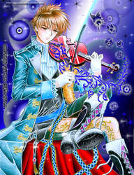 Prince of Clamp: SYAORAN