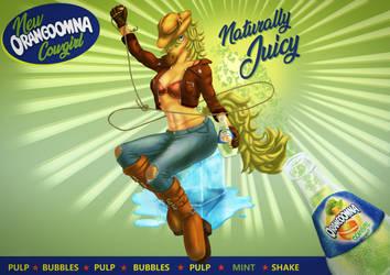 Orangoomna: Naturally Juicy by Goomuin