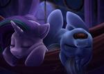 Sleepy Friends