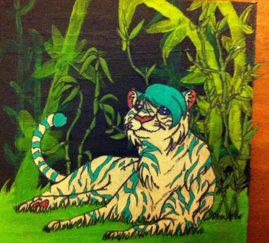 Tiger Fursona ~ Ikiryo by Sheori22