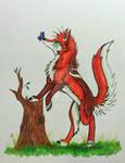 Swifty by Corvus-wolf