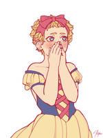 Snow White Tweek by Al4thea