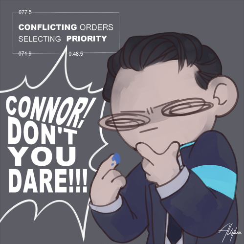 Don't You Dare by Al4thea