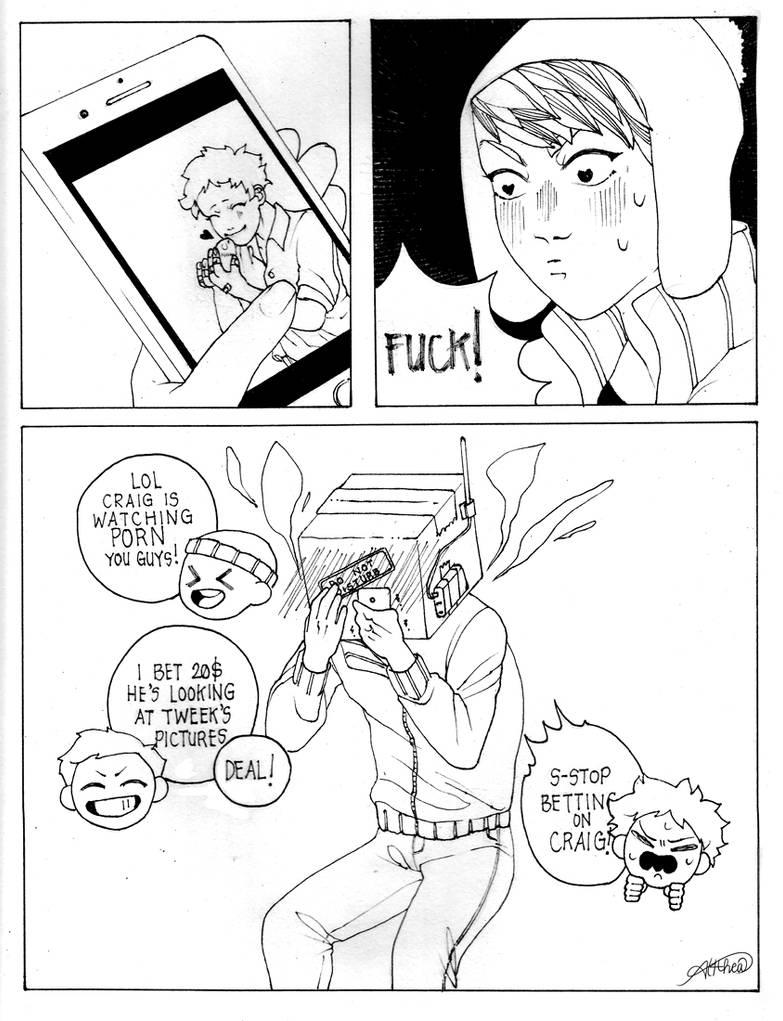 Can't Escape Tweek by Al4thea