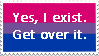 Get Over It- Bisexual Edition by DanksForTheMemeries