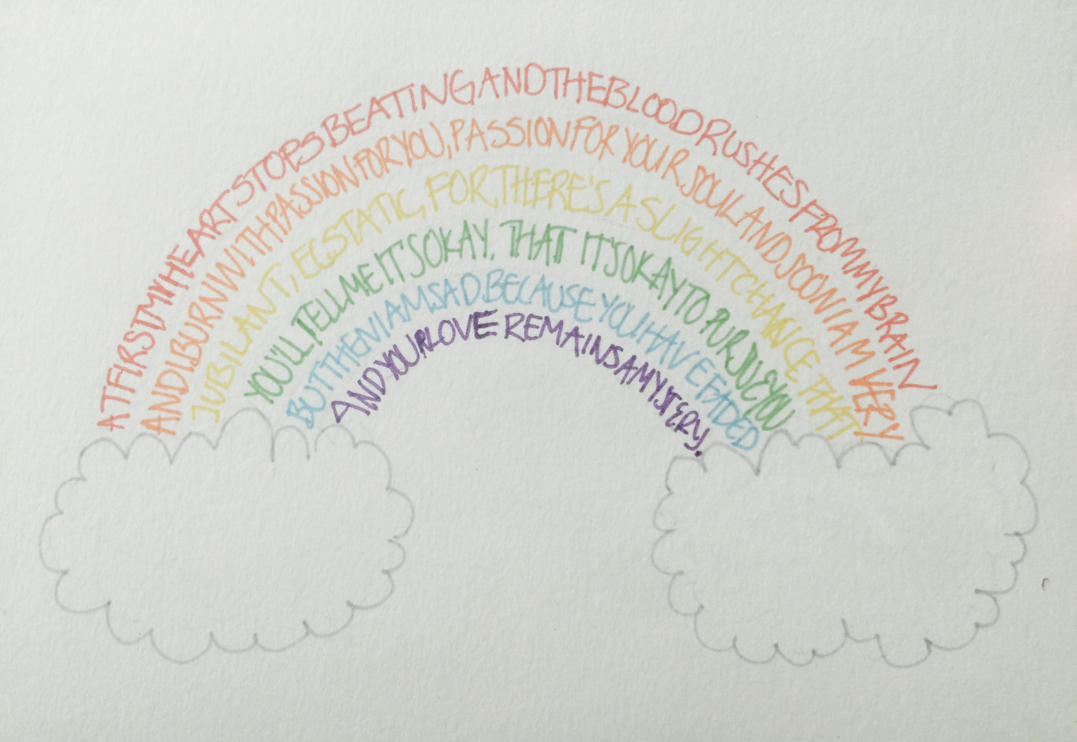 CXLVII. Rainbow by DanksForTheMemeries