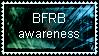 BFRB Awareness Stamp by DanksForTheMemeries