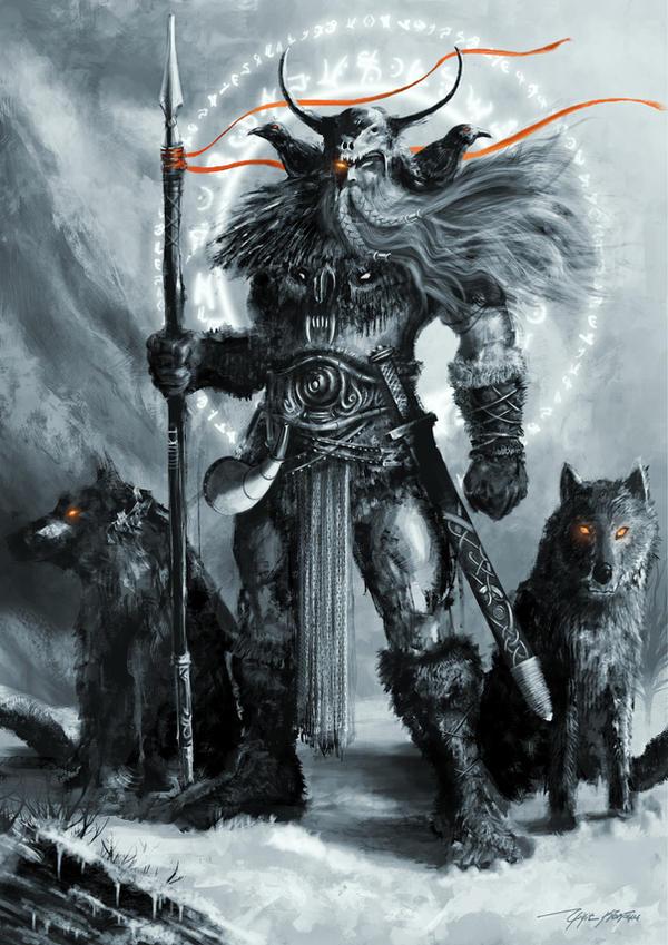 Odin Alternative by yigitkoroglu