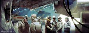 Renegade Squadron by yigitkoroglu