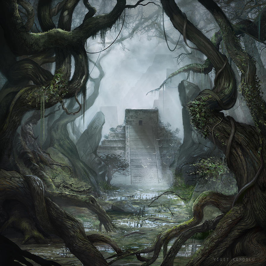 Widow the Sea Album Cover by yigitkoroglu