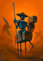 Don Quixotrics by yigitkoroglu